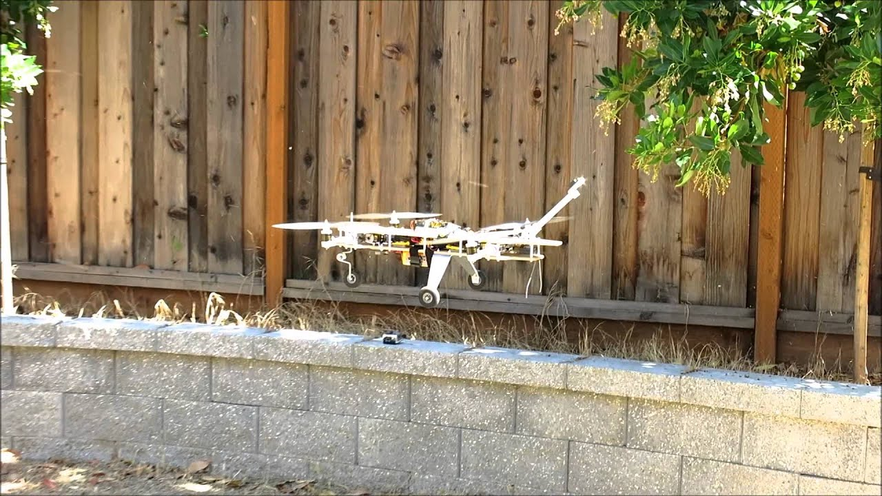 how to build a quadcopter in a year
