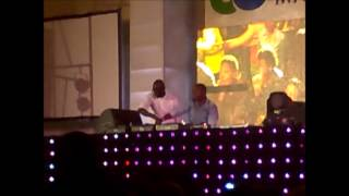 Black Coffee And Shimza NWU (Mafikeng) 2014 Freshers
