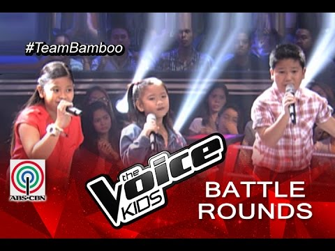 """The Voice Kids Philippines 2015 Battle Performance: """"Your Love"""