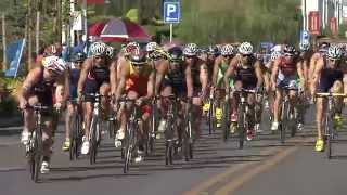 2014 Jiayuguan ITU Triathlon World Cup Men's Highlights