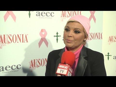 Terelu habla sobre el cáncer.