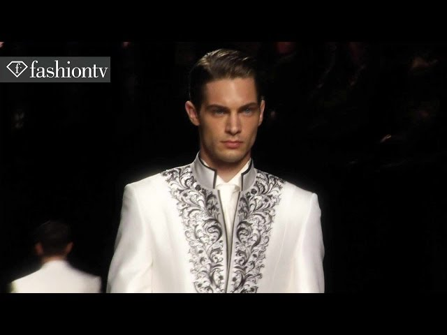 Greg Nawrat + Demy Matzen - Male Models at Spring/Summer 2014 Fashion Week | FashionTV
