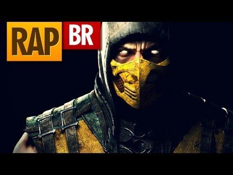 Rap do Mortal Kombat | Tauz RapGame 18