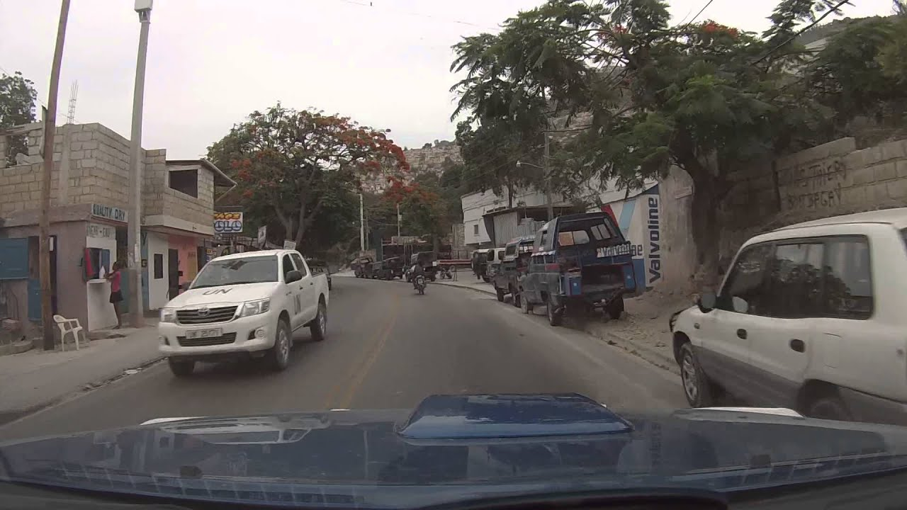 Port au prince haiti going up canape vert to petion for Medlab canape vert haiti