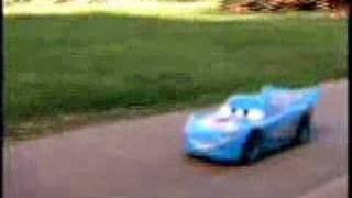 Carros Disney Relâmpago McQueen