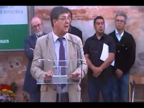 ACTO DE SEÑALIZACIÓN OFICIAL LMH TAPIA DEL CEMENTERIO GRANADA Vid4