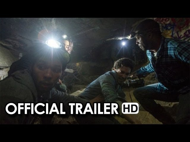 As Above, So Below Official Trailer #1 (2014) HD