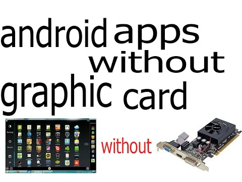 Run any android player without graphic card on laptop pc easy trick 100% working