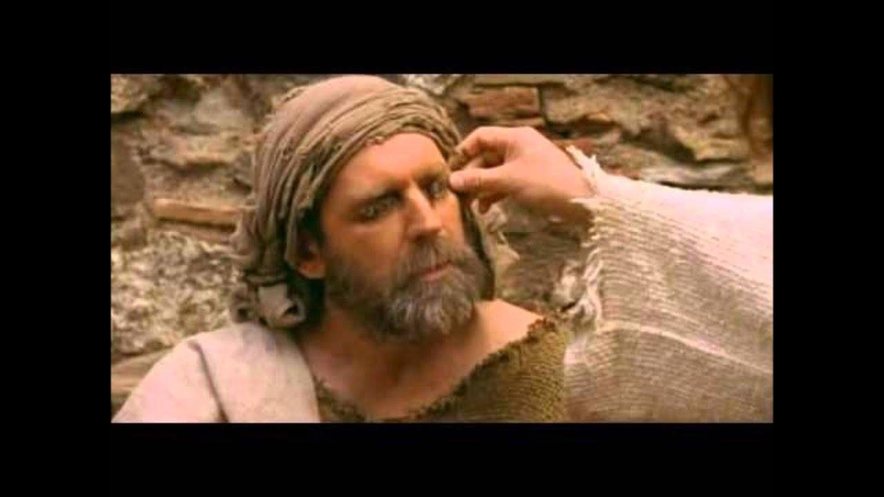 Jesus sana a un ciego de nacimiento. - Abog. Karin Rodriguez - YouTube