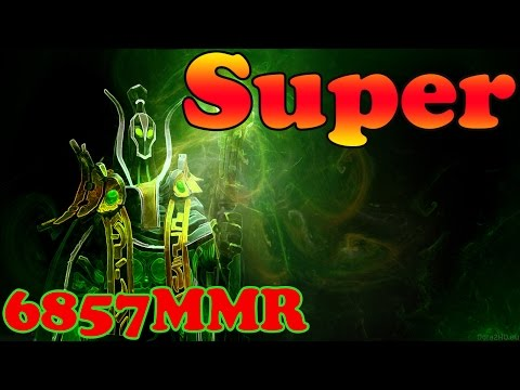 Dota 2 Gameplay: Super con Rubick