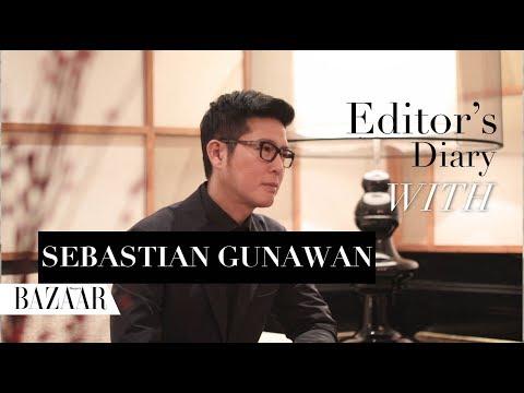 Editor's Diary: Sebastian Gunawan dan Tahun Baru Imlek