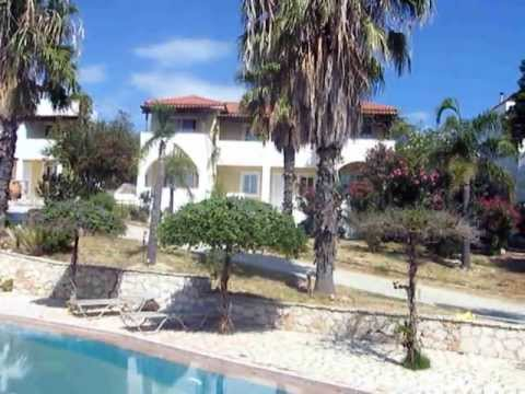 Insel Zakynthos und FKK-hotel Panorama