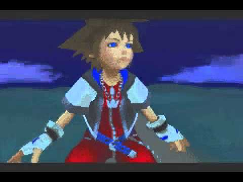Kingdom Hearts - Chain of Memories - Kingdom Hearts: Chain of Memories - Intro (GBA) - User video