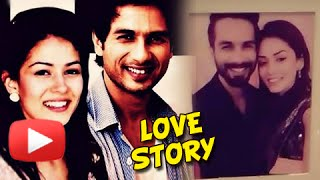 Shahid Kapoor And Mira Rajput's Love Story