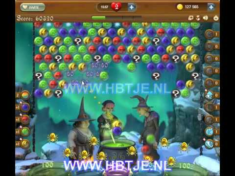 Bubble Witch Saga level 151