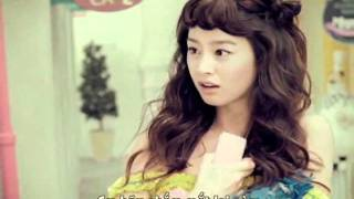 [BBVN][Vietsub] Big Bang & Kim Tae Hee - CYON Ice Cream Phone CF.avi