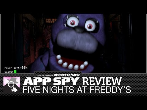 Five Nights at Freddy's | iOS iPhone / iPad Gameplay Review - AppSpy.com