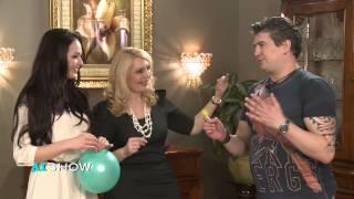 Provocare AISHOW: Nicu Ţărnă cântă cu heliu