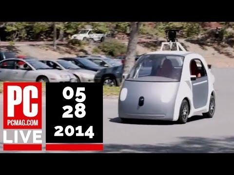 PCMag Live 05/28/14: Google's Self-Driving Cars & Skype's Real-Time Translation