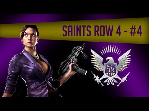 Saints Row 4 ITA - E4 - Pistola dubstep da paura