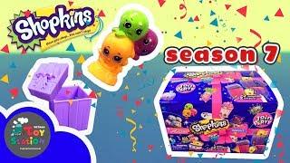 Shopkins Season 7, những hộp quà party đầy bất ngờ - ToyStation 117