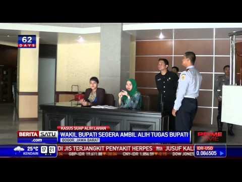 Bupati Ditangkap, Aktivitas di Pemkab Bogor Tetap Normal