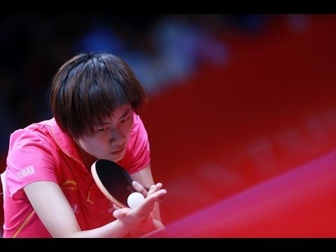 ZEN NOH 2014 WTTTC Highlights: Ding Ning vs Yuka Ishigaki (FINAL)