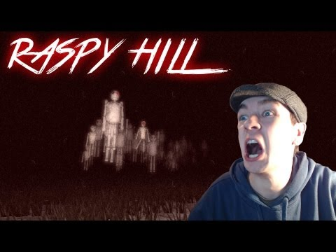 Raspy Hill | FOUND FOOTAGE | Gameplay/Face cam reaction