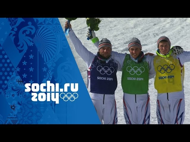 Freestyle Skiing - Men's Ski Cross - Chapuis Wins Gold | Sochi 2014 Winter Olympics