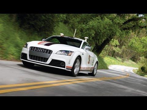 Autonomous Cars 101, with Brad Templeton