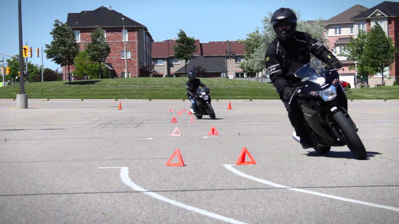 Humber Motorcycle Rider Training Youtube