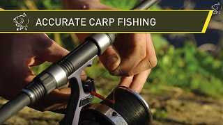Puść film CARP FISHING with the NEW Spot On Stix Distance Sticks and Spot On Line Marker for Carp Fishing