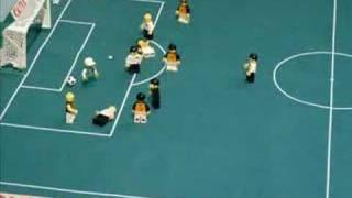 Een film met hoogtepunten van de WK 74 finale Duitsland-Nederland, gespeeld door taletvolle lego acteurs.