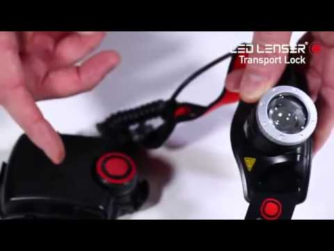 LED Lenser® H7R.2 Rechargeable LED Head Torch