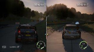 WRC 6 - Osztott Képernyős Multiplayer Mód Trailer