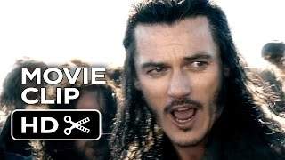 The Hobbit: The Battle Of The Five Armies Movie CLIP We