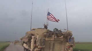 U.S. conducting military exercises in Syria