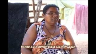 Bombeiros fazem buscas por menina de 7 anos que desapareceu em Mateus Leme