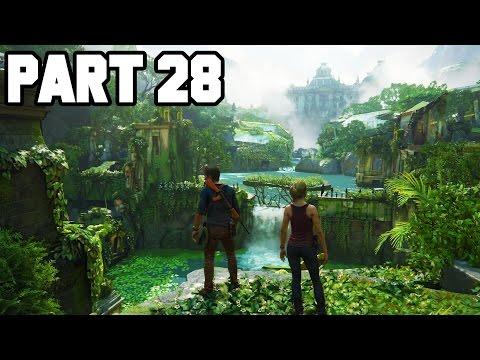 NEW DEVON!! Uncharted 4 Gameplay Walkthrough Part 28 - Chapter 16 (PS4 1080p HD)