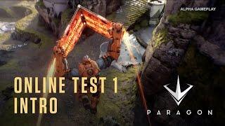 Paragon - Alpha Gameplay