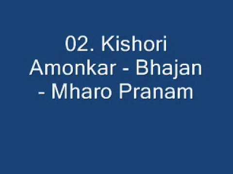 Kishori Amonkar Kishori Amonkar