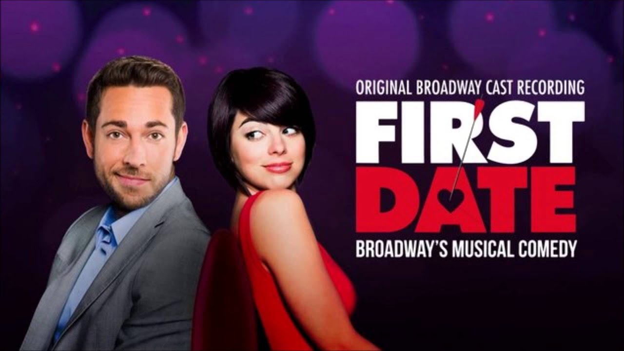 First Date The Musical - In Love With You (Track 14) - YouTube