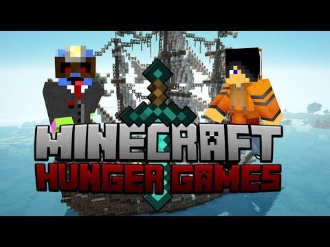 Minecraft - Hunger Games Lietuviškai w/Marenoz [EP16]