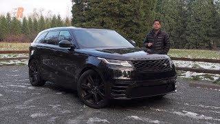 2018 Range Rover Velar Review - Darth Vader on Wheels