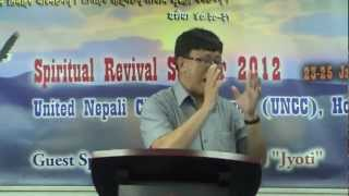 "Jan 25 Message 6 By Pastor Jiwan Rai ""Jyoti"""