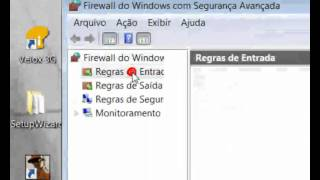 Abrir Liberar Portas No Firewall Do Windows 7