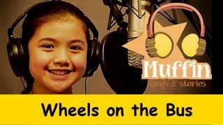 Muffin Songs Wheels On The Bus Nursery Rhymes