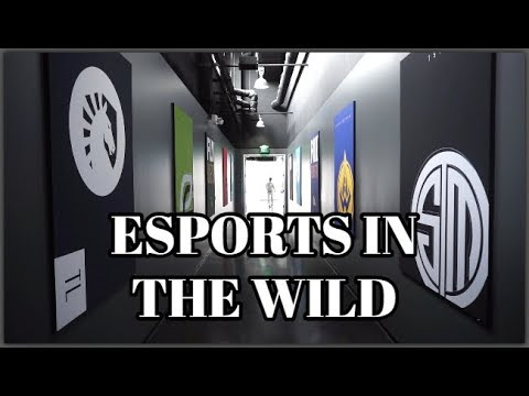Esports in the Wild: Meeting the NA LCS