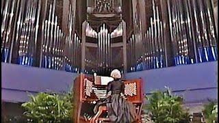 J.S. Bach, Sinfonia from Cantata BWV 29 - Diane Bish