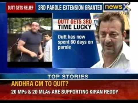 Law different for celebrities, Sanjay Dutt on third Parole